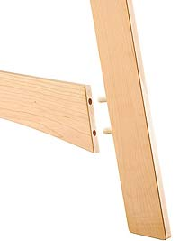2 board with dowel and holes