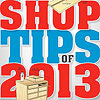 Cover of shop tips book