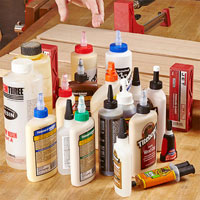 Group of glues