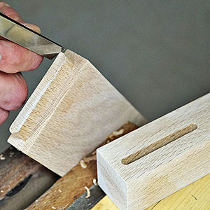 The Easiest Mortise And Tenon Joint Ever