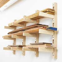 Adjustable Board Bunks