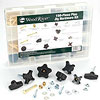 WoodRiver 150-piece jig hardware kit