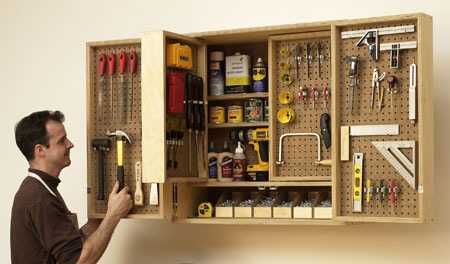 Woodworking shop tool storage ideas ~ Kimlop