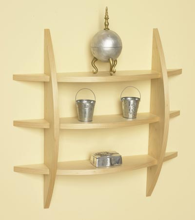 simple wood wall shelf plans