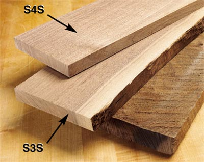 woodworking hardwood