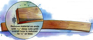 How to edge joint