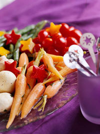 Party Vegetable Platter