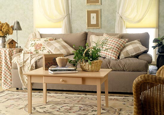 Rightsizing Coffee Tables