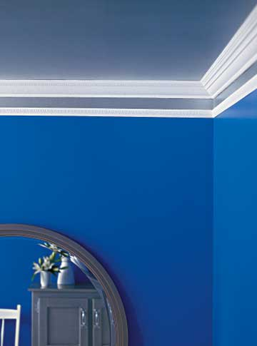 Four Pretty Ceiling Projects