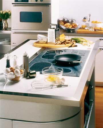 Choosing & Installing Cooktops