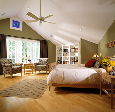 how unused attic space became a master suite 10133 | 12761210 rendition largest