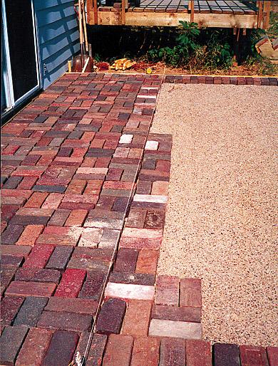 create a brick patio - Brick Patio Design Ideas