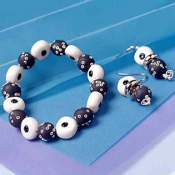 Seeded Bead Bracelet