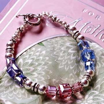 Bead Bracelet for Moms