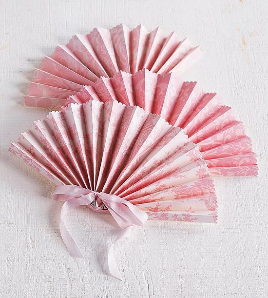 Paper Fan Project