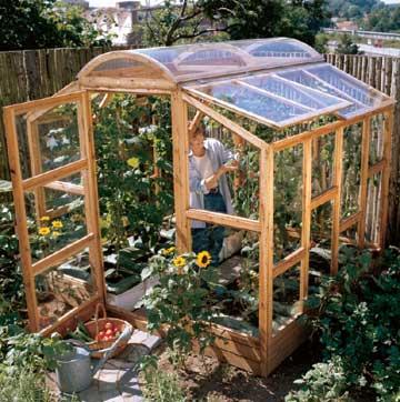 Greenhouse Getaway