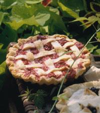 Berry Fruit Pie Filling