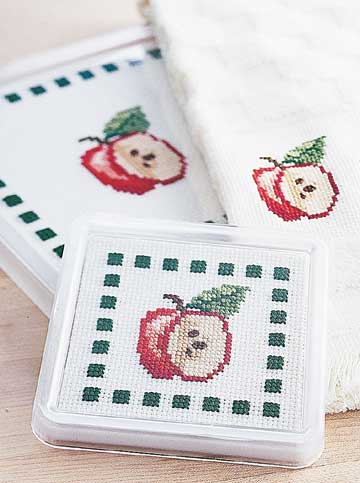 6 Quick Cross-Stitch Projects