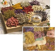 Dried-Flower Decor