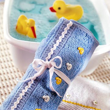 Baby Bundles Towel