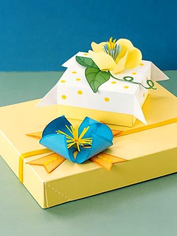A Garden of Gift Wraps