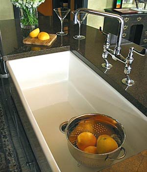 Selecting a Kitchen Sink