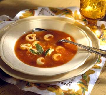 Storing and Freezing Pasta
