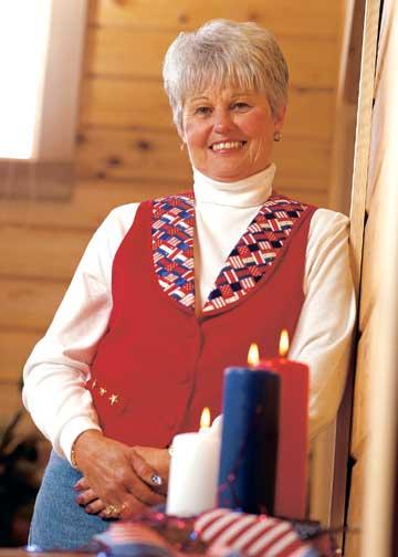 Woven Colors Vest