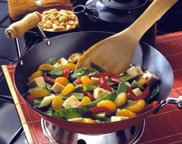 Stir-Frying Basics