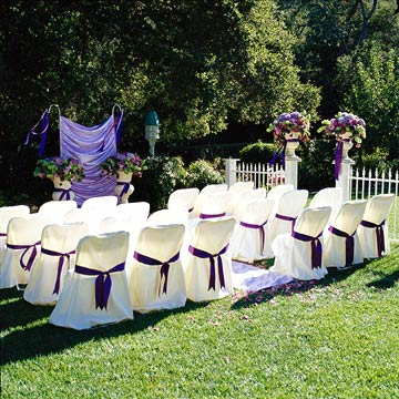 Tips For A Home Wedding Better Homes Gardens