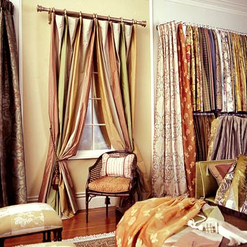 Drapery and Curtain Care