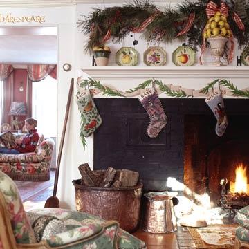 Simply Elegant Christmas Decor