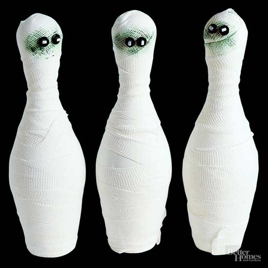Mummy Bowling