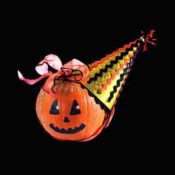 Partyin' Pumpkin