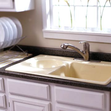 10 Steps to a Sink and Faucet