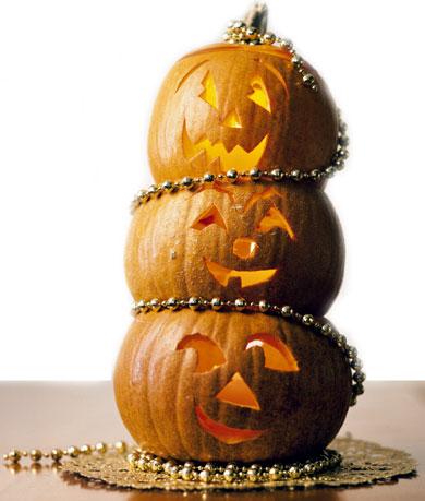 Joyful Pumpkins