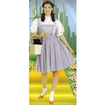 Dorothy from the Wizard of Oz