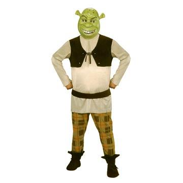 Adult Shrek 2 Characters
