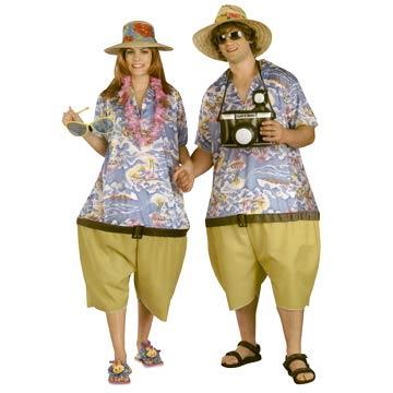Tropical Tourist