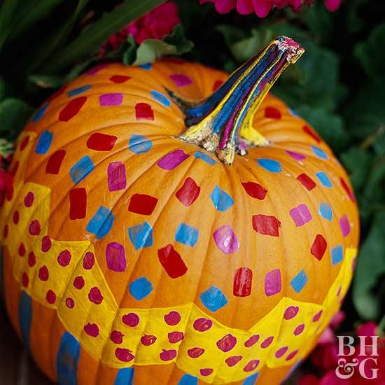 Carnival Pumpkin