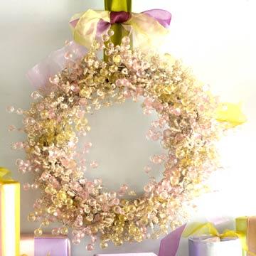 Sweet Annie Wreath