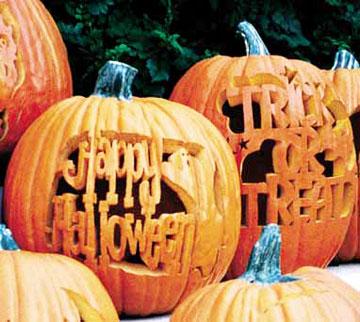 Pumpkin Carving Instructions