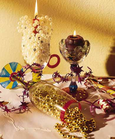 Glistening Goblets