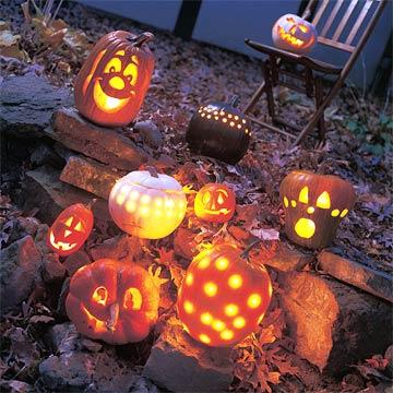 Pumpkins All Aglow