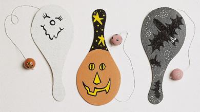 Playful Paddleballs