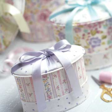 Chintz Traditional Boxes