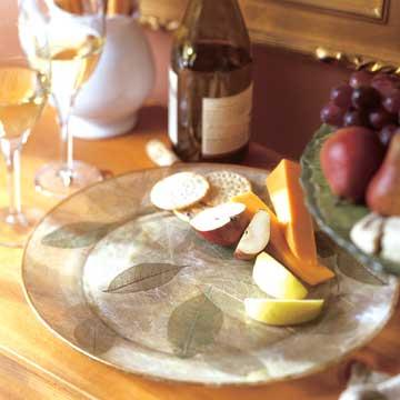 Golden Autumn Platter