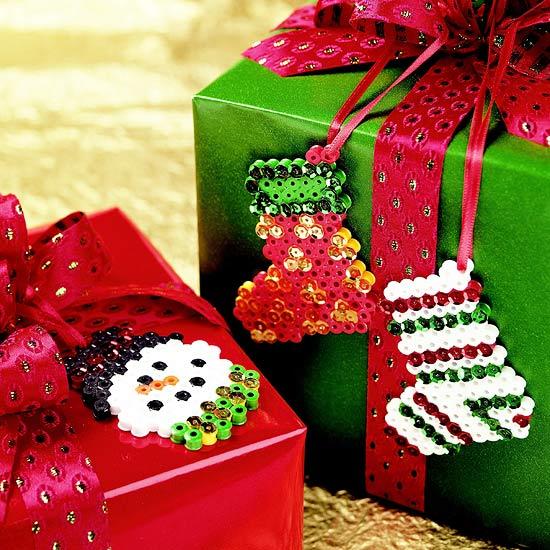 Fun Bead Ornaments