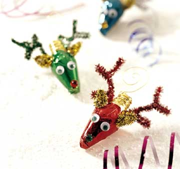 Reindeer Ornaments