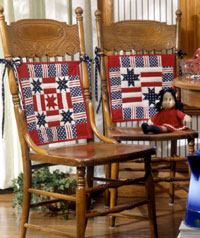 Americana Chair-Back Cushion
